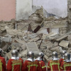 Six found dead in collapsed buildings in Marseille as search continues
