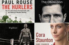 Here are the 6 nominations for Bord Gáis Energy Sports Book of the Year