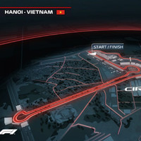 F1 chief wants to see more US, Asian and female drivers as Hanoi circuit unveiled