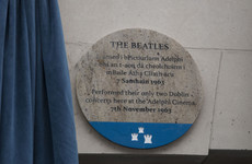 'There was a riot...gardaí had to push people back': plaque unveiled to commemorate Beatles playing the Adelphi Cinema