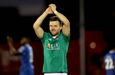 'I'm going to miss everyone around here' - Fan-favourite Beattie departs Cork City
