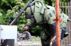 Viable explosive device made safe by bomb squad in Tipperary
