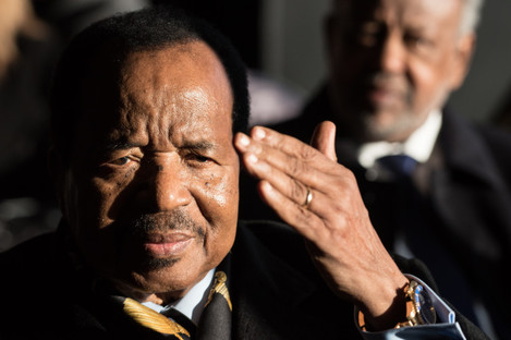 The abductions came just a day before President Paul Biya was to be sworn in for a seventh term in office.