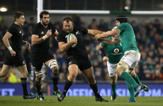All Blacks prop Moody to miss Ireland showdown with freak eyelid injury