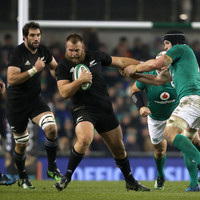 All Blacks prop Moody to miss Ireland showdown with freak eyelid injury