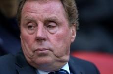 I tried to buy Tevez last January, admits Harry Redknapp