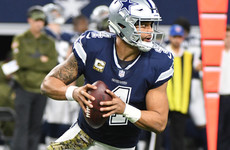 Brexit, the Dallas Cowboys, and your NFL week 10 preview