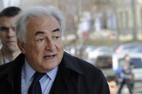 Former International Monetary Fund leader, Dominique Strauss-Kahn