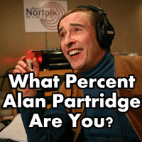 What Percent Alan Partridge Are You?