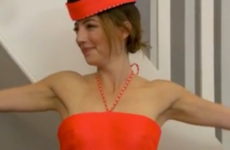 Here's just one reason why the uniform on last night's Apprentice caused such uproar