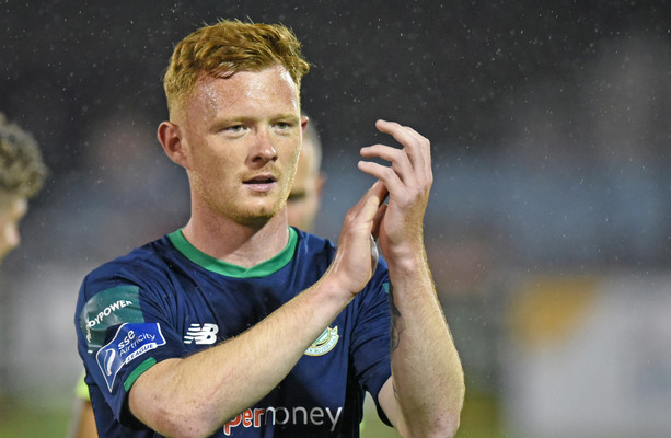 'I think I can really kick on and score a lot of goals': Ex-Shamrock Rovers striker agrees to join city rivals St Pat's