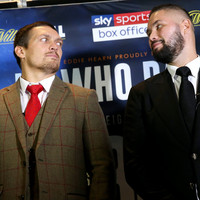 Bellew: 'The only chance I have is a puncher's chance - I cannot outbox this man'