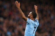 Sterling apologises to referee and Shakhtar over penalty