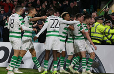Celtic stun Bundesliga opponents to keep Europa League hopes alive