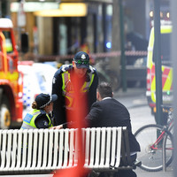 Melbourne stabbing rampage being treated as terrorist attack