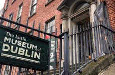 The Little Museum of Dublin is on the move... to the building next door