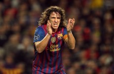 Puyol seeks spark from Guardiola shock