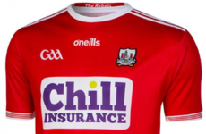 Here's the new jersey that Cork GAA teams will wear for the 2019 season