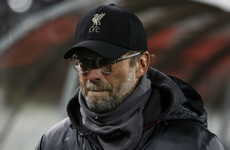 Klopp: Liverpool having to apologise for not winning like Man City