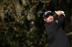 Lowry climbs into top four with steady second round in South Africa