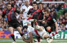 As it happened: Ulster v Edinburgh, Heineken Cup