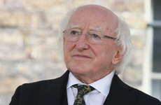 Michael D Higgins to attend Armistice event (but not as President) before evening inauguration