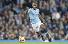 Staying put! Sterling signs Manchester City contract extension worth up to £300,000 a week