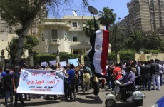 Saudi Arabia closes embassy in Egypt following protests