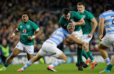 How we rated Joe Schmidt's Ireland in the 11-point victory over Argentina