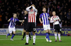 McGoldrick misses penalty as Blades and Owls play out derby draw
