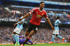 'Manchester derby winner was the biggest moment of my career' - Rashford eager to star again against Man City