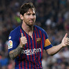 Messi returns to Barcelona squad following broken arm while Dembele is dropped