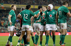 Ryan outstanding as scrappy Ireland overcome Pumas challenge in Dublin