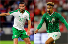 Ireland's Hourihane scores a belter for Villa while Robinson also on target
