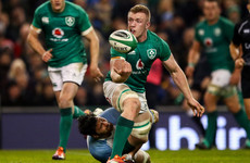 Leavy impresses on audition for seven shirt after luckless SOB injury