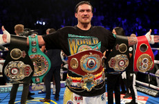 Bellew's night ends in tears as impressive Usyk reigns superme in Manchester