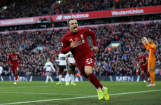 Salah and Shaqiri on target as Liverpool bounce back from midweek Champions League hiccup