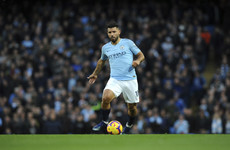 Mourinho takes swipe at Aguero ahead of City clash
