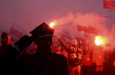 Poland independence day march overshadowed by far-right demonstrations
