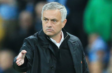 Mourinho blames Man United's mistakes on mental pressure