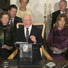 President Higgins' inauguration speech: 'We cannot afford to be complacent as to how we are living our lives'