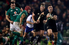 'There's a lot of nervousness, everyone is very wary of this Irish team'