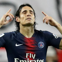 PSG star Cavani's hat-trick adds to Thierry Henry's woes