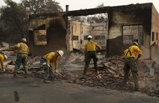 California wildfires rage on as death toll rises to at least 31, US media reports