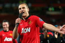 'I would like to be the manager' - Vidic puts himself forward for future United gig