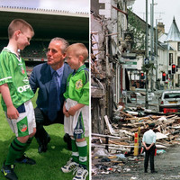 Omagh bombing, a united cause and Griffin�s 30-yard strike: when Northern Ireland came to Dublin in 1999