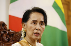 Amnesty International strips Aung San Suu Kyi of its highest honour