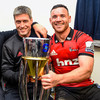 'Rog didn't see himself like the boys saw him, as a legend of international rugby'