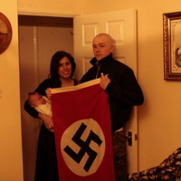 UK couple who named child after Hitler among six convicted of being members of neo-Nazi group