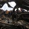 Three Palestinians killed as Israel launches airstrikes in Gaza in response to rocket fire